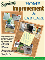 Spring – home improvement and car repair supplement