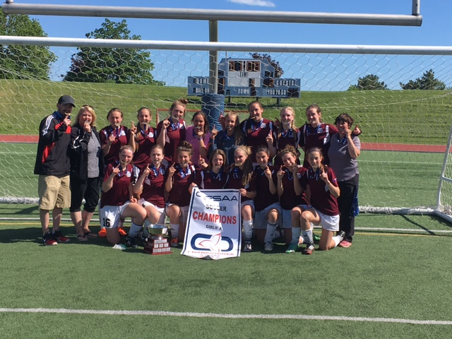 Le Relais claims OFSAA gold. (Photo courtesy Marc Seguin)