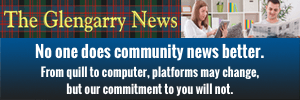 Read The Glengarry News Online