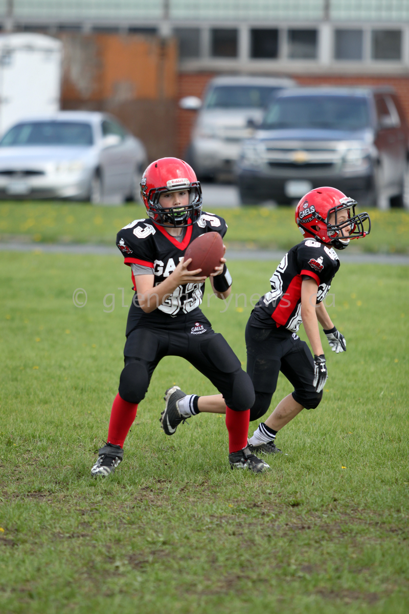 mosquito football action